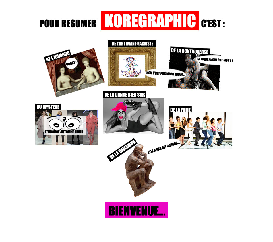 KOREGRAPHIC en image