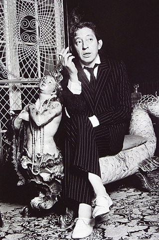serge gainsbourg style
