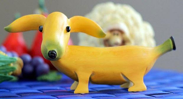 ouaf ouaf banana