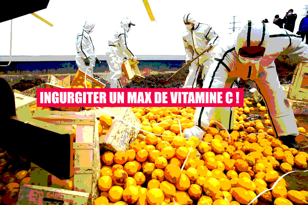 vitamine c santé